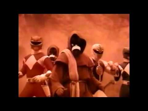 Mighty Morphin Power Rangers Joined Masked Rider