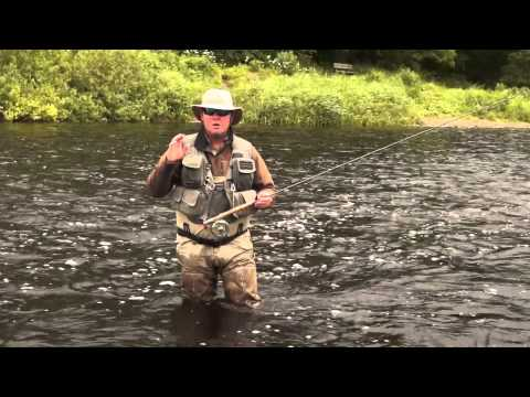 River Fly Fishing Methods