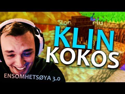 JAKTEN PÅ MAT! | Ensomhetsøya 3.0 #5 | norsk Minecraft