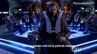 DC's Legends Of Tomorrow (S01) - First Look Promo #2 [HD] VOSTFR