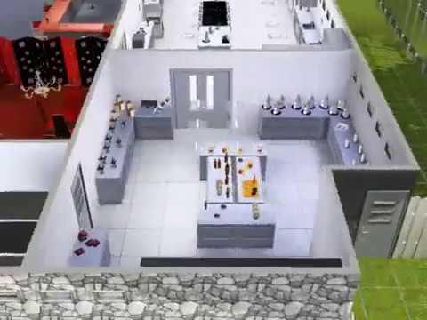 plano virtual del restaurante sana tentaci n youtube