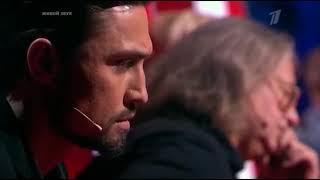 Реакция жюри шоу #Голос на лирическую песню Сергея Лазарева (Видеомонтаж)