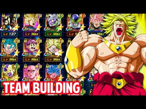 Dragon Ball Z Dokkan Battle Team Building Guide - Part 1 | Leader Skills & Link Skills