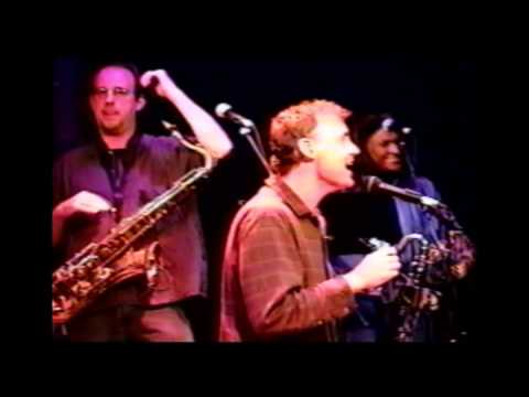 Bruce Hornsby and The Noisemakers -Yoshi's - 11/6/1998 part 1 - 8pm show