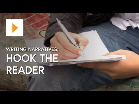 Hook The Reader  Writing Narratives  Youtube Hook The Reader  Writing Narratives