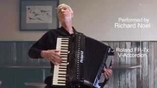 """Louisiana Blues""  Performed by Richard Noel"