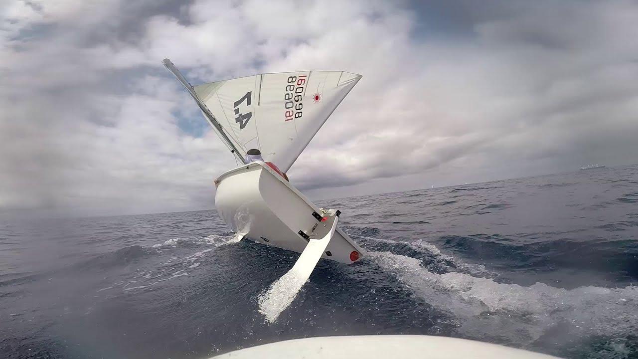 Laser Sailing Hd Gopro 4