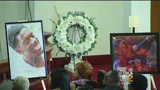 Funeral Service Held For Slain Pittsburgh Rapper Jimmy Wopo