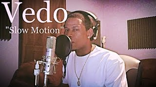 "Trey Songz - Slow Motion ""Cover"" By: @VedoTheSinger"