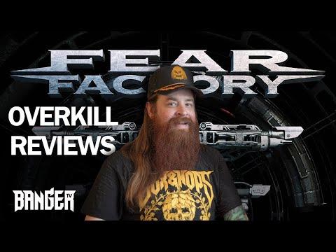 FEAR FACTORY Aggression Continuum Album Review | BangerTV