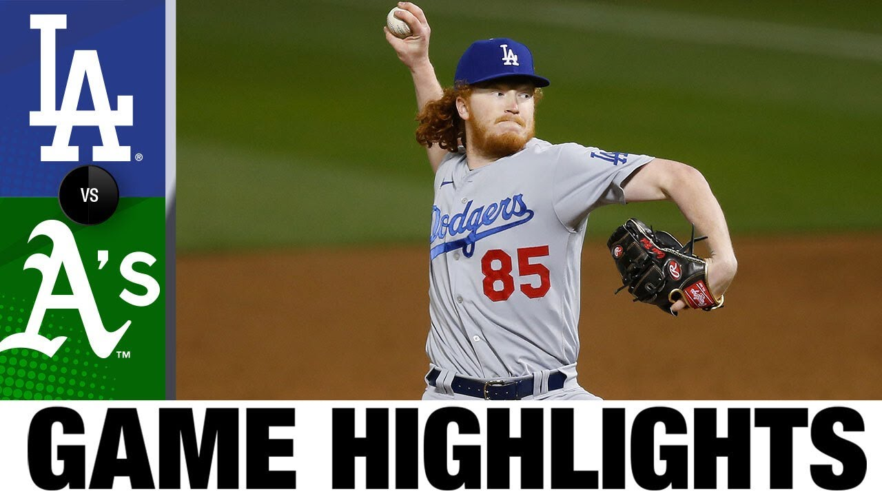 Download Dodgers vs. A's Game Highlights (4/5/21) | MLB Highlights