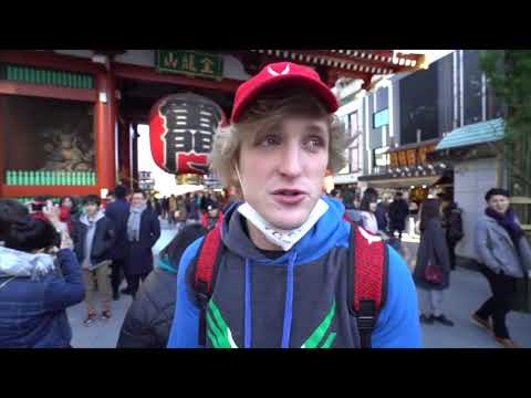 logan paul being respectful af
