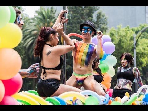 Gay Pride 2015 Ciudad de México