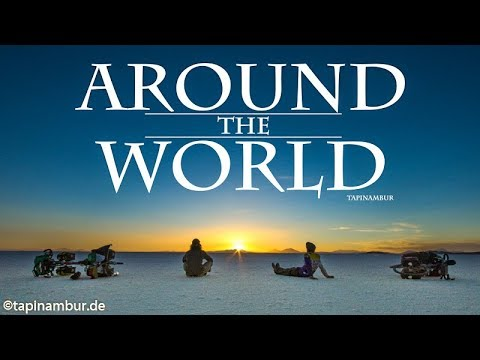Around The World - Bicycling Adventure #Channel Trailer