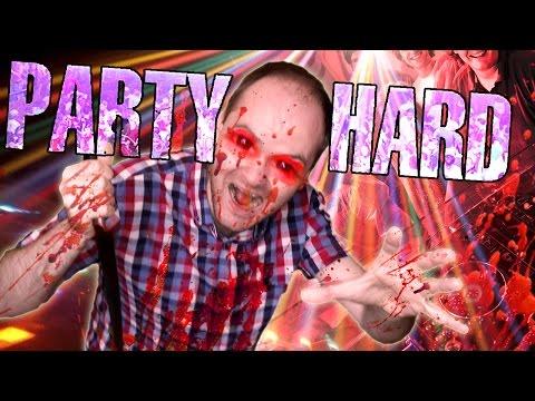 Party Hard - Всем пора спать   Прохождение на русском   Первый взгляд