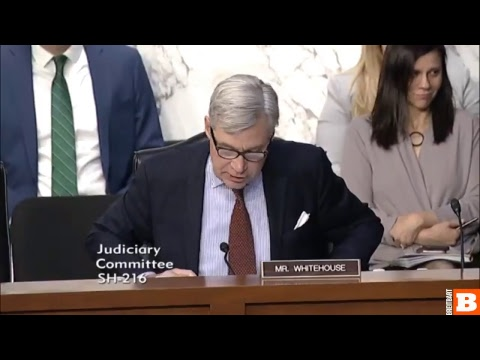 Attorney General Senate Nomination Hearing for William Barr