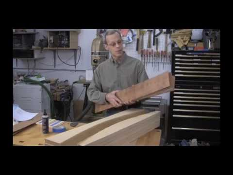 Making Curved Parts with Bent Laminations
