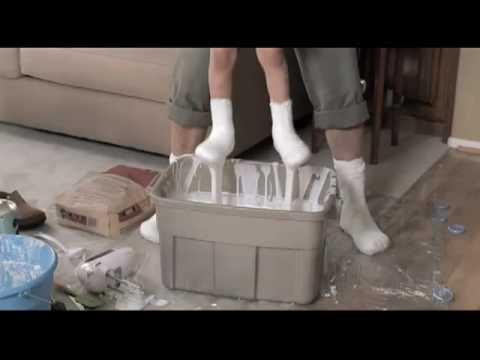 Hanes Socks Commercial