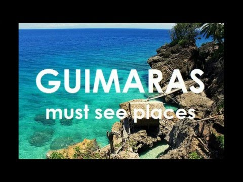 Must see places in GUIMARAS!