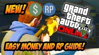 GTA 5 Online - Best Solo Easy Money & RP Guide After Patch 1.14! (Higher Level & Effort Guide)
