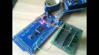 Экструдер 3D нити.  Микрометр и программа для компьютера. Диаметр прутка.(, 2016-09-18T07:06:19.000Z)