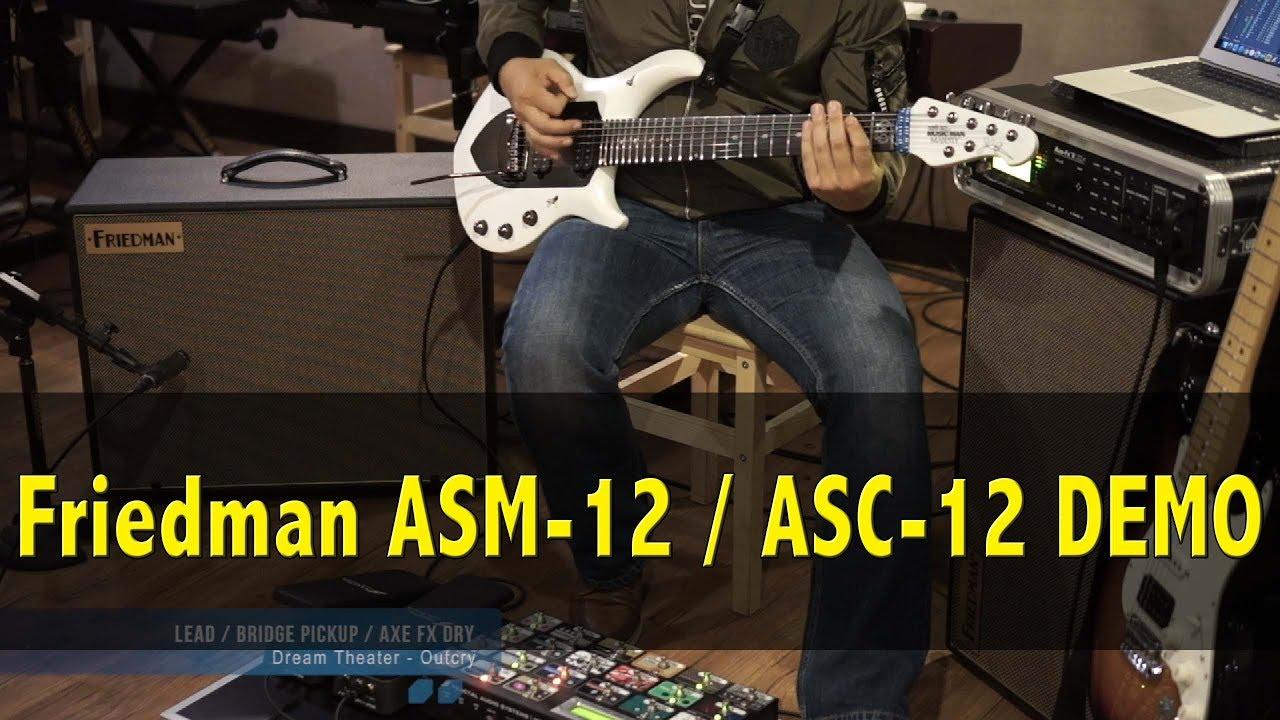 friedman asm 12 asc 12 demo youtube. Black Bedroom Furniture Sets. Home Design Ideas