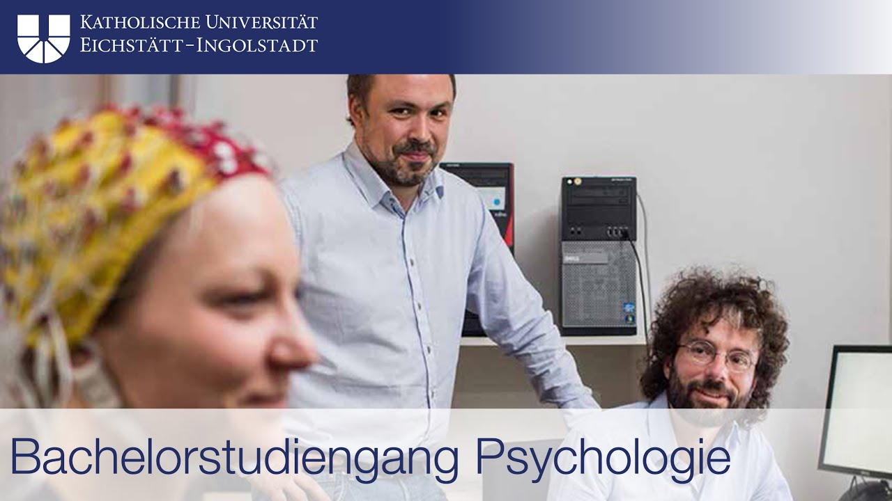 Psychologie Studiengänge