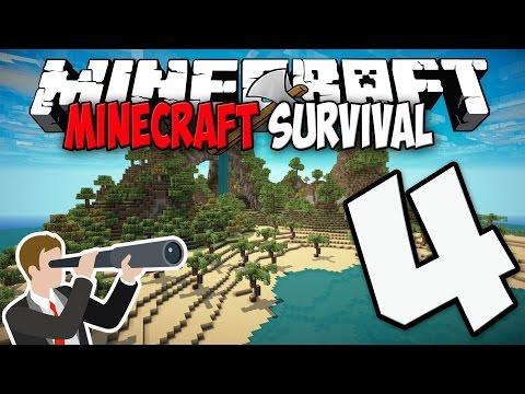 NGOMONGIN MASA DEPAN!! - Minecraft survival Indonesia - #4 - 동영상