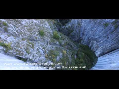 Swiss Photo Hub Location - Lake Tseuzier