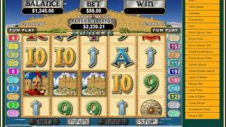 Real series video slot Achilles
