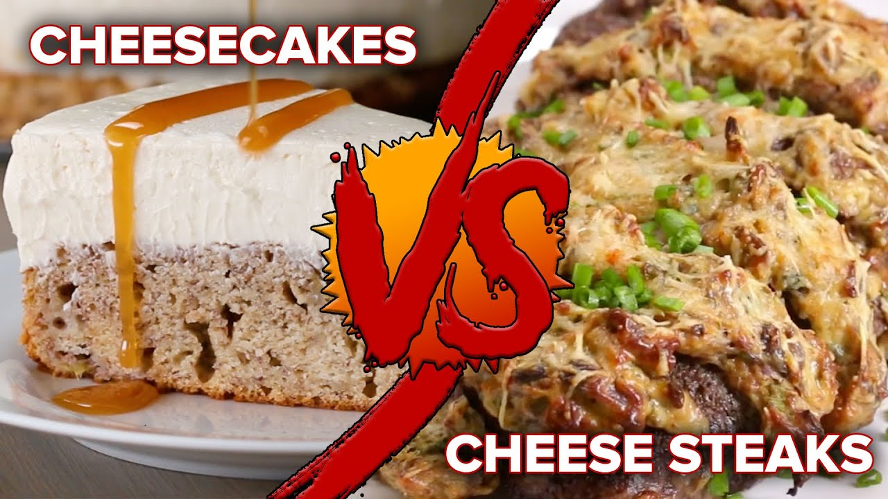 maxresdefault - Cheesecakes Vs. Cheese Steaks