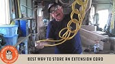 Best Way to Store an Extension Cord