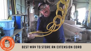 Best Way to Store an Extension Cord thumbnail