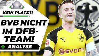 Wieso hat der BVB kaum deutsche Nationalspieler?! |Analyse