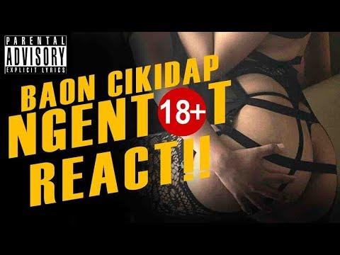 BAON CIKIDAP - LAGU JOROK (REACT !!)
