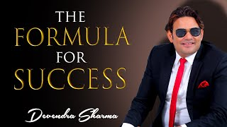 The Formula For Success in Network Marketing ||  By Devendra Sharma