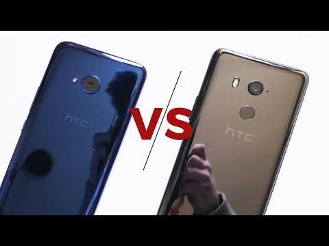 HTC U11+ versus HTC U11 life: camera shootout