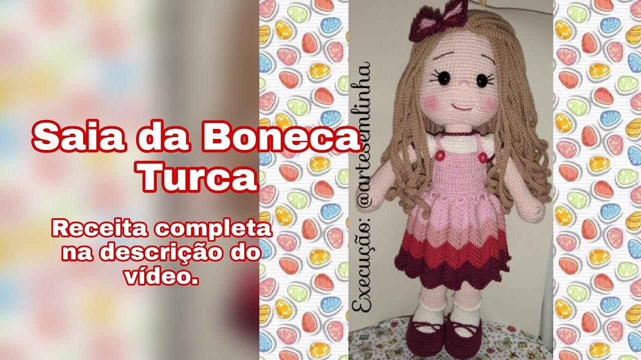 Boneca Turca Traduzida Por Artesemlinha   720x1280