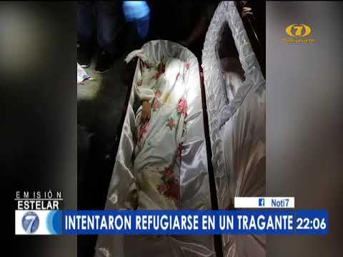 Dos menores de edad pierden la vida a causa de las lluvias en Sololá