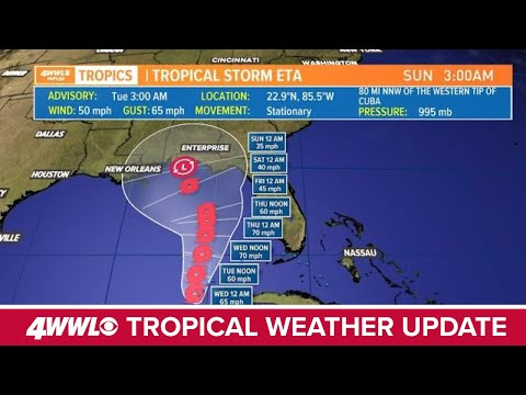 Tuesday AM Tropical