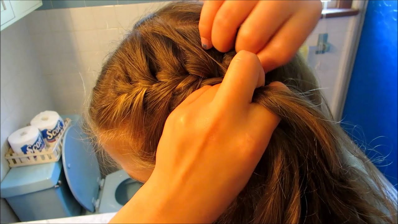 How to french braid pigtails amber youtube ccuart Choice Image