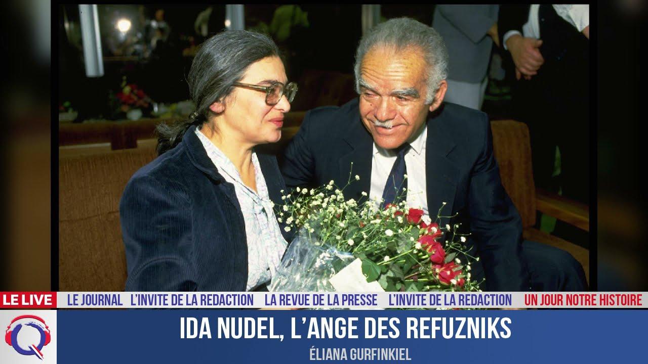 Ida Nudel, l'ange des refuzniks - Un jour notre Histoire du 17 septembre 2021