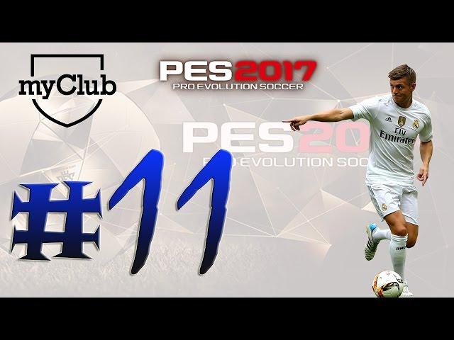 PES 2017 myClub #11 - Desafio Online - Ganhar 3 seguidas seráá?