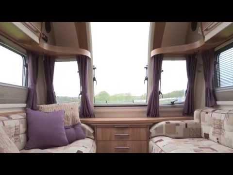 Practical Caravan reviews the Bailey Unicorn Cartagena