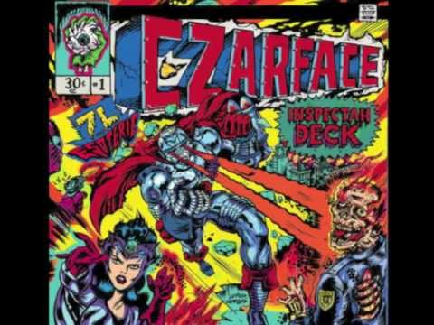 "CZARFACE (Inspectah Deck + 7L & Esoteric) ""Savagely Attack Feat. Ghostface Killah"" Produced By 7L"