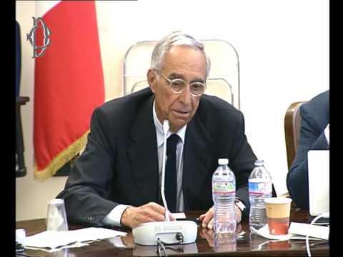 Roma - Audizione su nomina a presidente Istituto credito sportivo (22.06.17)