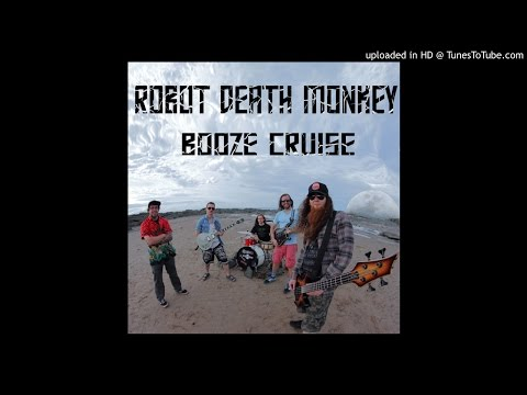 ROBOT DEATH MONKEY - Viking Bong