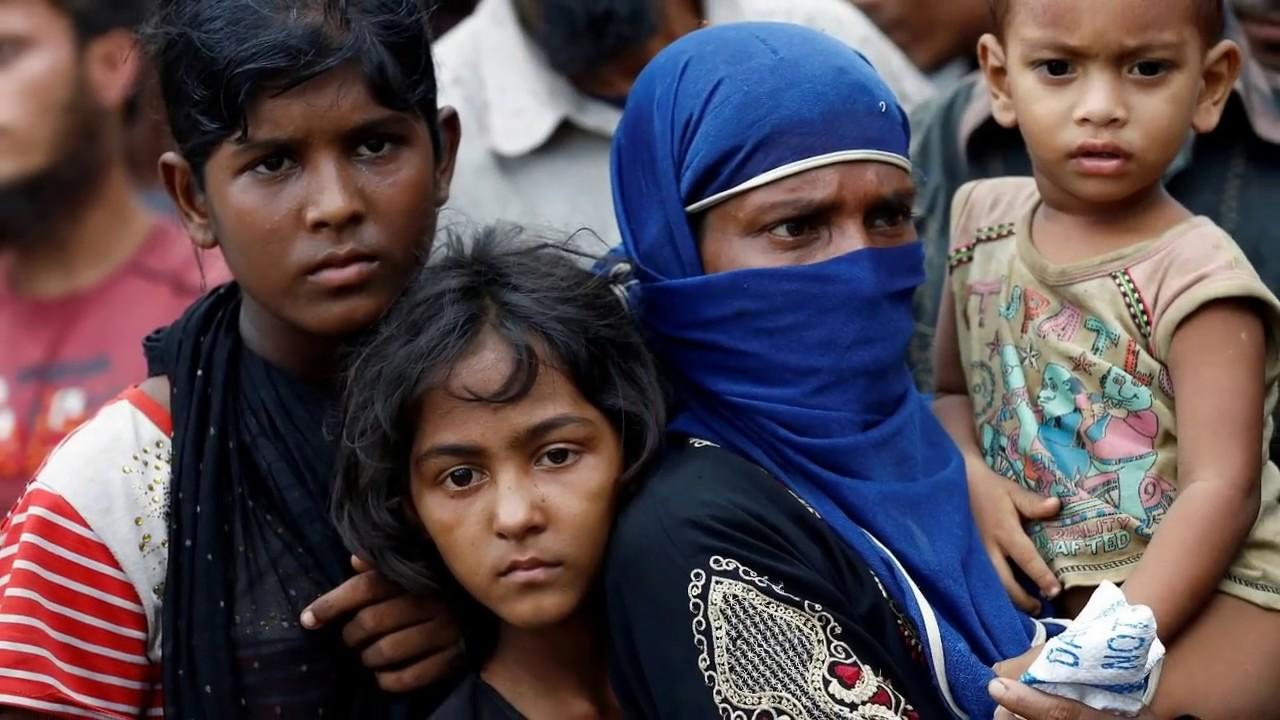 countrys muslim rohingya minority - 1280×720
