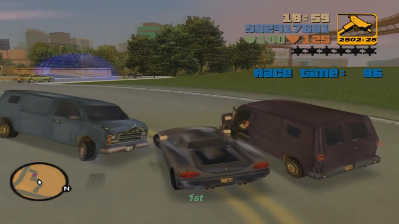 GTA 3: Turismo (Mission help) - YouTube