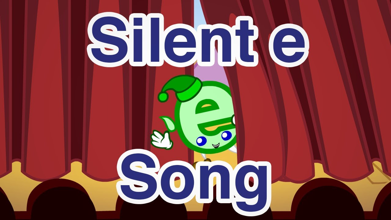 small resolution of Silent e Song - Preschool Prep Company - YouTube